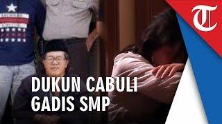 Dukun 'Abal-abal' di Lampung Cabuli Gadis 13 Tahun Padahal Keluhannya Sakit Perut