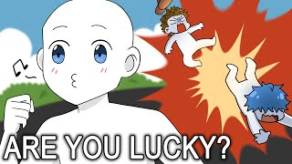 DanPlan Animated - Are You Lucky? (ft. NelFather)