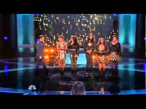 """Final Performance (Round 2) - Traces - """"I Am Every Woman"""" By Whitney Houston - Sing Off 5"""