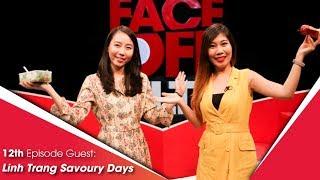 IELTS FACE-OFF  S03E12   Savoury days founder - Linh Trang một guru của lĩnh vực ẩm thực - Thảo Tâm