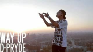 D-Pryde - Way Up Instrumental