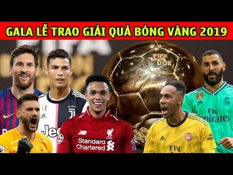 Lễ trao giải Quả bóng vàng 2019 diễn ra khi nào ? Lần thứ 6 cho Messi ?