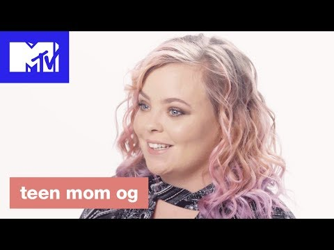 Catelynn on Dealing w/ Postpartum Depression | Teen Mom OG | MTV