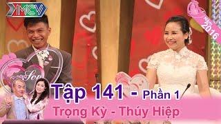 Quốc Thuận té ghế bầm dập vì cặp vợ chồng bá đạo   Trọng Kỳ - Thúy Hiệp   VCS 141