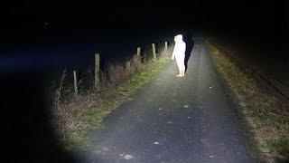 Ihr glaubt nicht was ich Nachts auf dem Feldweg gefunden habe! - 3 Taschenlampen im Test!