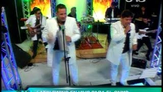 VIDEO: MIX LATINAS (en vivo QNMP) - LATIN SWING EN VIVO