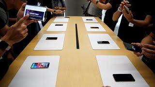 Суд в Китае запретил продажу iPhone