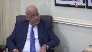 Negociatorul-şef palestinian Saeb Erekat, în stare critică după infectarea cu coronavirus