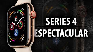 El Apple Watch Series 4 es ESPECTACULAR pero...