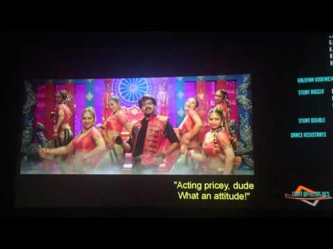 Raangu Video Song | Theri | Vijay, Samantha, Amy Jackson | Atlee | G.V.Prakash Kumar