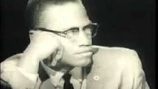 Race Relations in America: Malcolm X (1963)