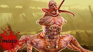 Top 10 Nightmare Fuel Creatures in Video Games