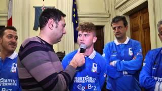 preview picture of video 'bocciofila Avis Montecatini Terme la squadra'