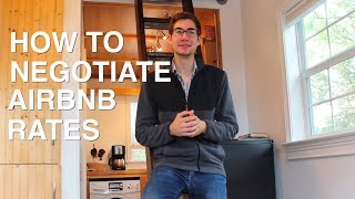 How To Get Cheap Rates On Airbnb 🏡 - Best AirBNB hack to save money!