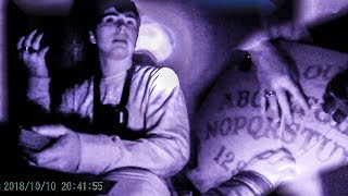 OVERNIGHT AT AUSTRALIA'S MOST HAUNTED PRISON! (Paranormal Activity Found)