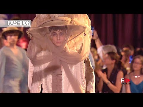 PALOMO SPAIN MBFW Spring Summer 2019 Madrid - Fashion Channel