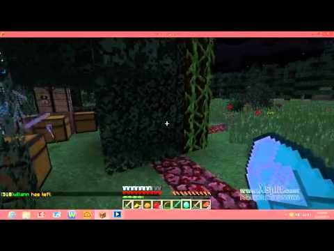 Minecraft hunger games with Gman #15 guest star