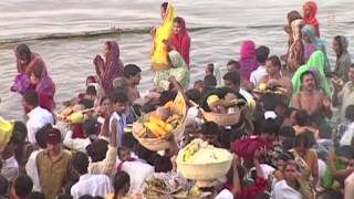 Baat Ghaat Saji Gel Aay Hey Bhojpuri Chhath [Full Song] I Sakal Jagtarni Hey Chhathi Maiya - Download this Video in MP3, M4A, WEBM, MP4, 3GP