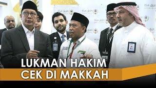 Amirul Hajj Lukman Hakim Langsung Pantau Kedatangan Jemaah Haji Indonesia di Jeddah