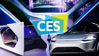 Best Cars of CES 2020 – What the Future Holds