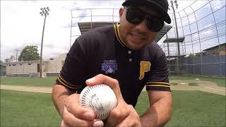 Como lanzar la curva beisbol baseball mecanica tecnica