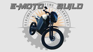 Building An Electric Motorcycle - Plans Available