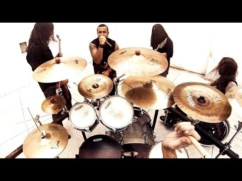 "Slasher ""Overcome"" (Official Video)"