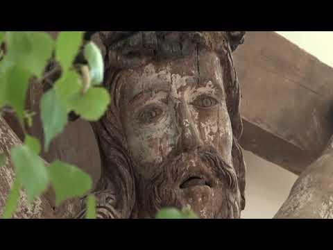 Lēnu baznīcā atgriežas krucifikss