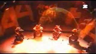 Apocalyptica One [Metallica cover LIVE] -  1998 Warszawa PR3 Studio