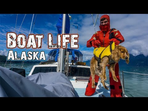 ESCAPING ALASKA ON A SAILBOAT Mp3