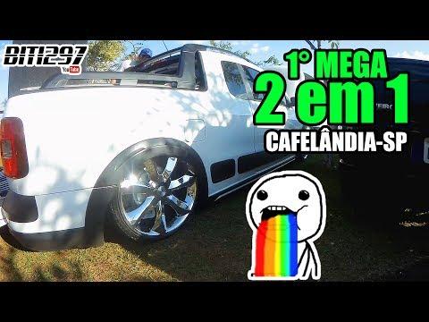 #1 ENCONTRO MEGA 2 EM 1 CARROS E MOTOS | BITI297