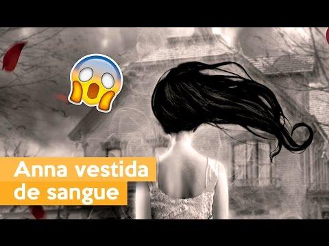 ANNA VESTIDA DE SANGUE - Kendare Blake | Admirável Leitor