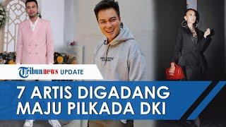 7 Artis Digadang-gadang Menantang Anies di Pilkada DKI Jakarta, Ada Nama Raffi Ahmad dan Baim Wong
