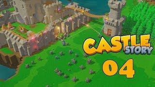 Прохождение Castle Story: #4 - ЛАЗЕРНОЕ ШОУ !