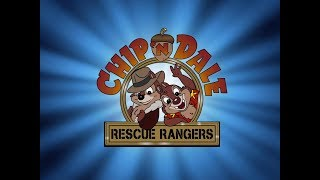 Chip 'n Dale Rescue Rangers - German Theme Song Cover