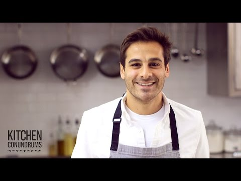 Kitchen Conundrums Q&A Questions with Thomas Joseph