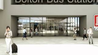 preview picture of video 'Bolton's Transport Interchange'
