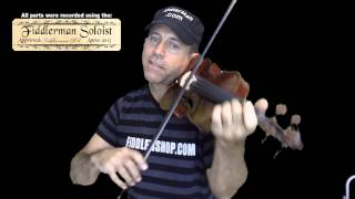 Section 16 - Fiddlerman Pachelbel Canon Project