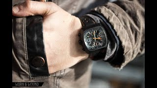 Watch Review: '70s-Cool with the Straton Speciale Chronograph