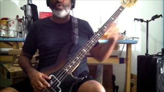 ANTHRAX *A SKELETON IN THE CLOSET * BASS COVER