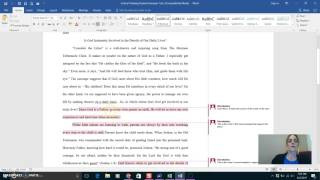 Critical Thinking Essay Tips