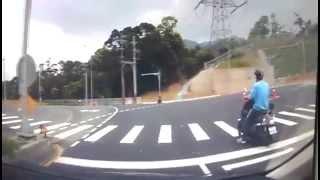 Die besten 100 Videos Shit Happens - Motorroller Pech