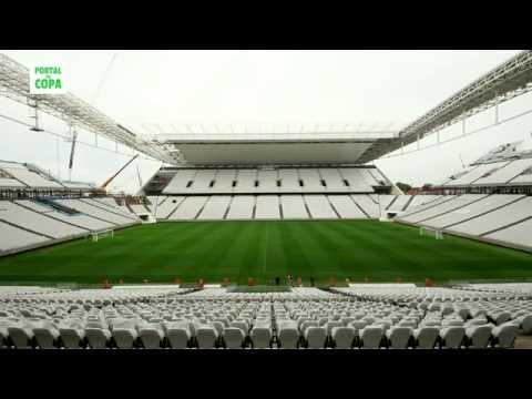 Arena Corinthians - Conheça os detalhes do estádio de abertura da Copa do Mundo