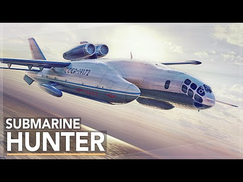 History: The Plane That Was Meant to Hunt Submarines!