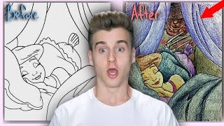 Download Youtube: Most Inappropriate Children Coloring Book Drawings!