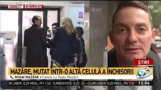 Fratele Lui Radu Mazăre, Dezvăluiri La Antena 3