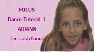 Ariana Grande - Focus (Dance Tutorial 1) by 9 years old Ariann