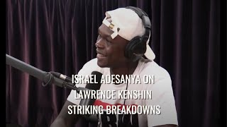 Joe Rogan and Israel Adesanya on Kenshin Breakdowns