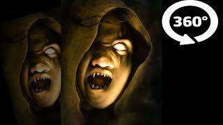 Scary 360 Experience | First-Person View | VR 360° 4K Horror | Virtual Reality Video for VR