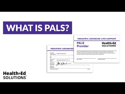 One Quick Question: What is PALS? - YouTube
